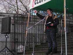 MAWO Co-Chair Shannon Bundock